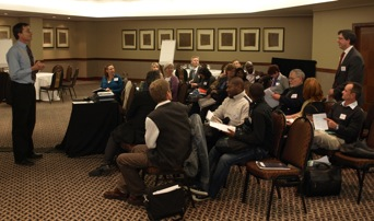 the editors briefing on climate change 6 august at the hyatt johannesburg